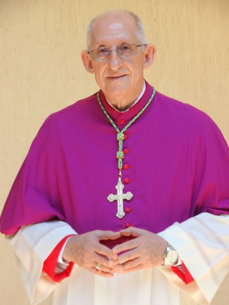 5d242457f0b DOM JOSÉ APARECIDO TOSI MARQUES Arcebispo de Fortaleza