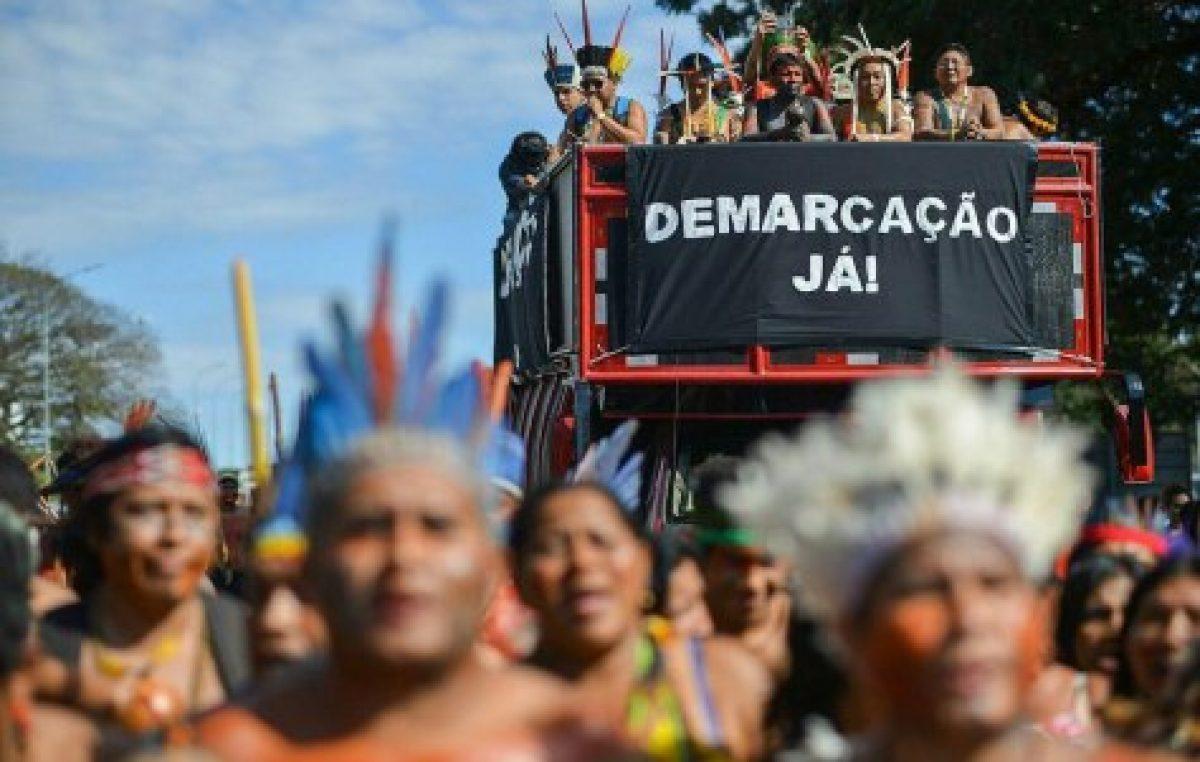 """Dom Roque Paloschi: """"Acampamento Terra Livre"""" foi um ato legítimo"""