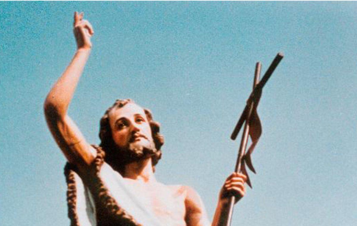 24 de junho: dia de São João Batista, o precursor de Jesus Cristo