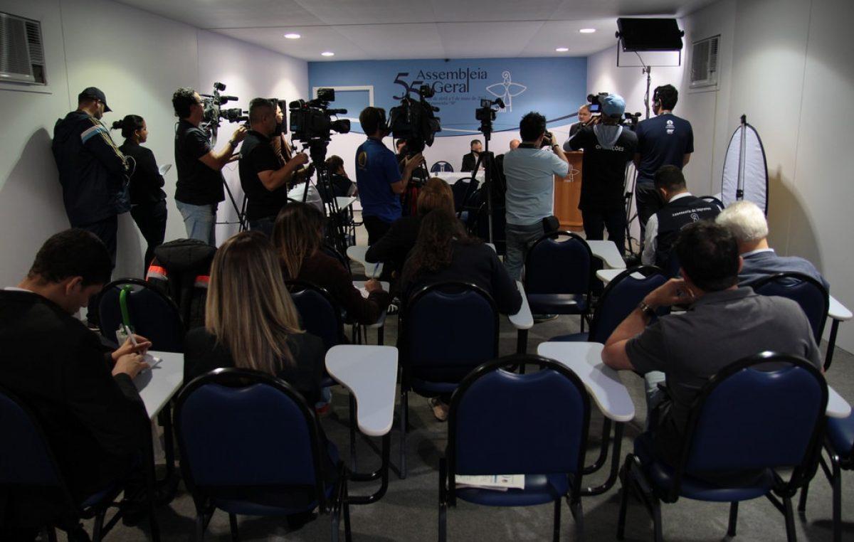 Meeting Points e coletivas aprofundam assuntos referentes à ação da Igreja no Brasil