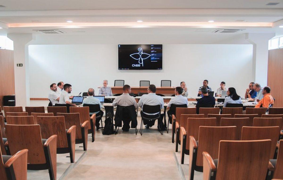 Assessores das Comissões Episcopais Pastorais realizam primeira reunião do ano em Brasília (DF)