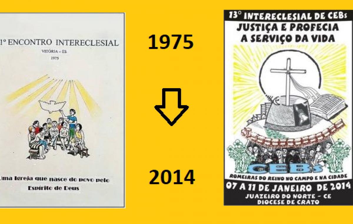 Memória dos primeiros 13 encontros intereclesiais das CEBs no Brasil