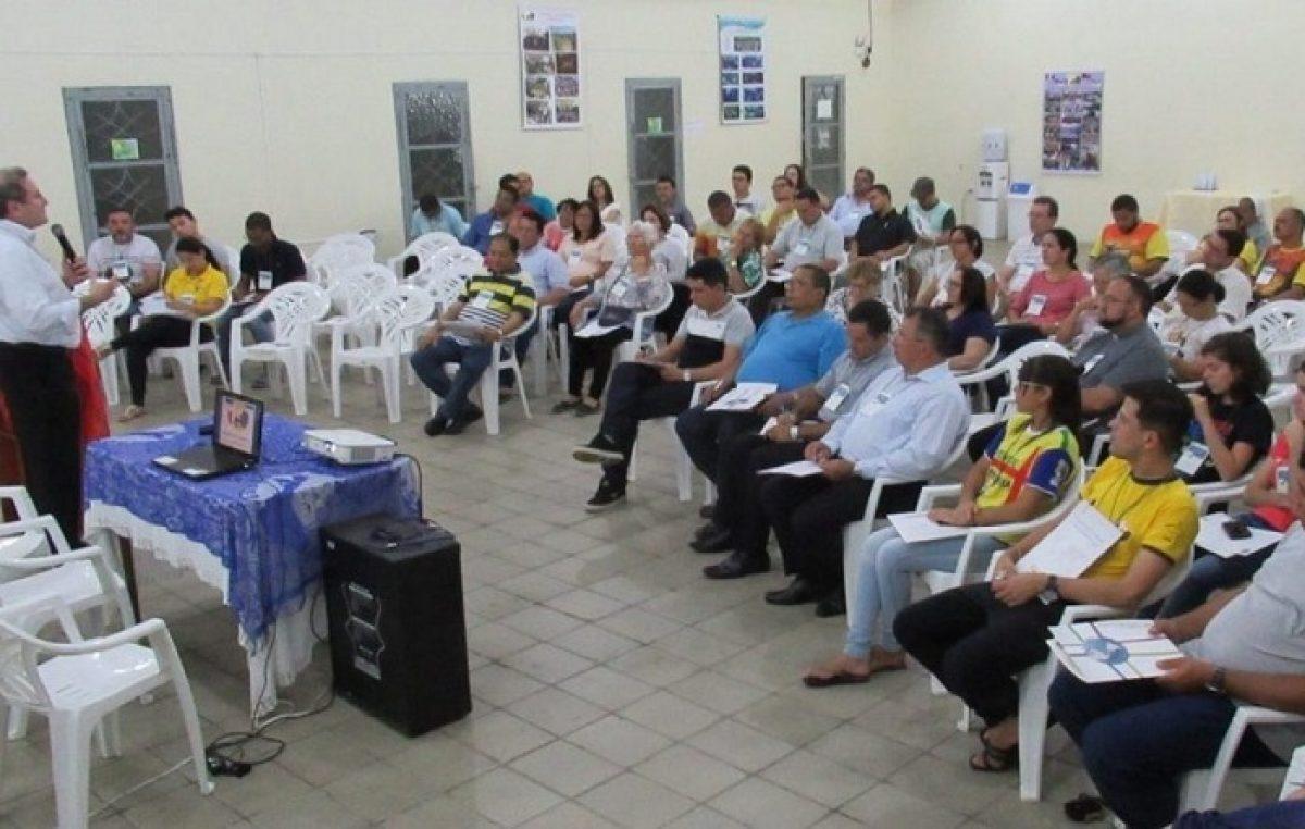 Equipe avança na redação dos fundamentos do Programa Missionário Nacional