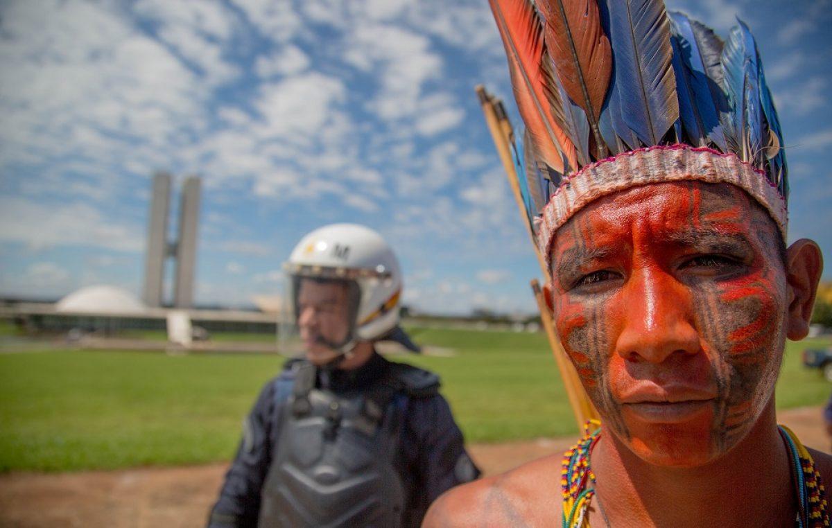 Relação do Congresso Nacional com as pautas indígenas