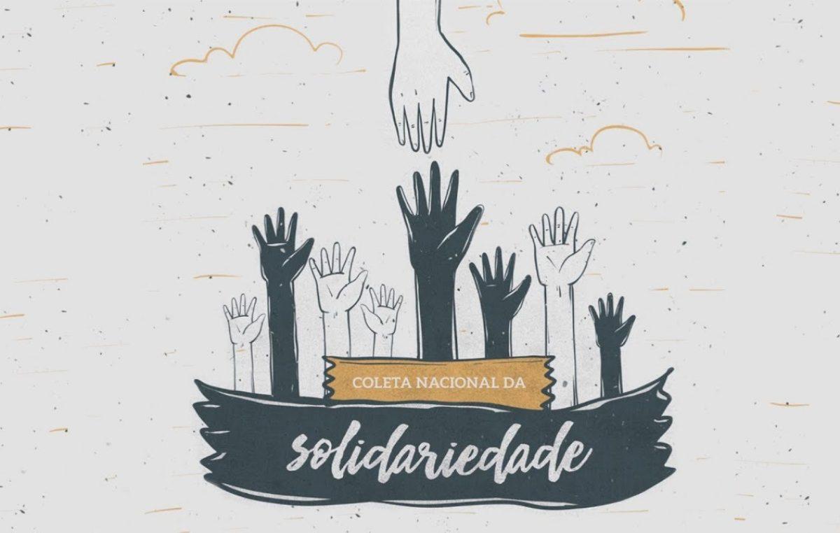 Coleta Nacional da Solidariedade propõe, na Quaresma, gesto concreto solidariedade