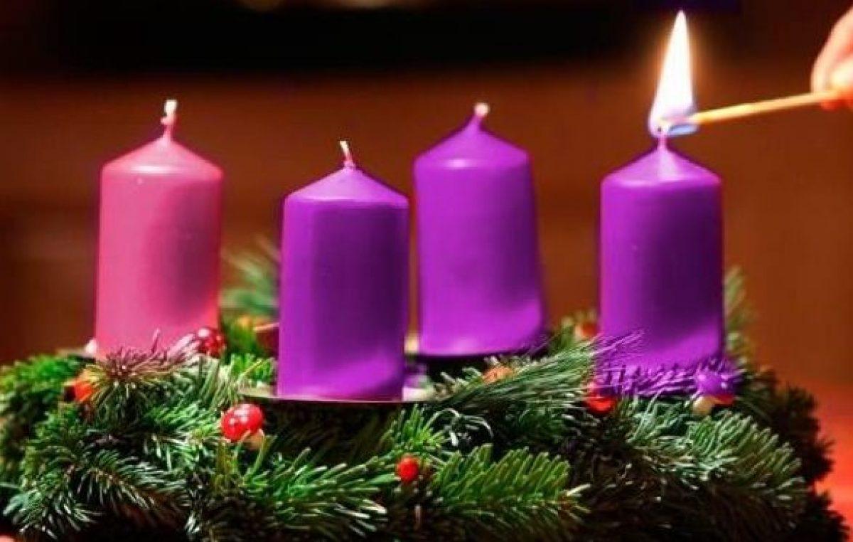 """O significado e a simbologia da Coroa do Advento: """"o primeiro anúncio do Natal"""""""