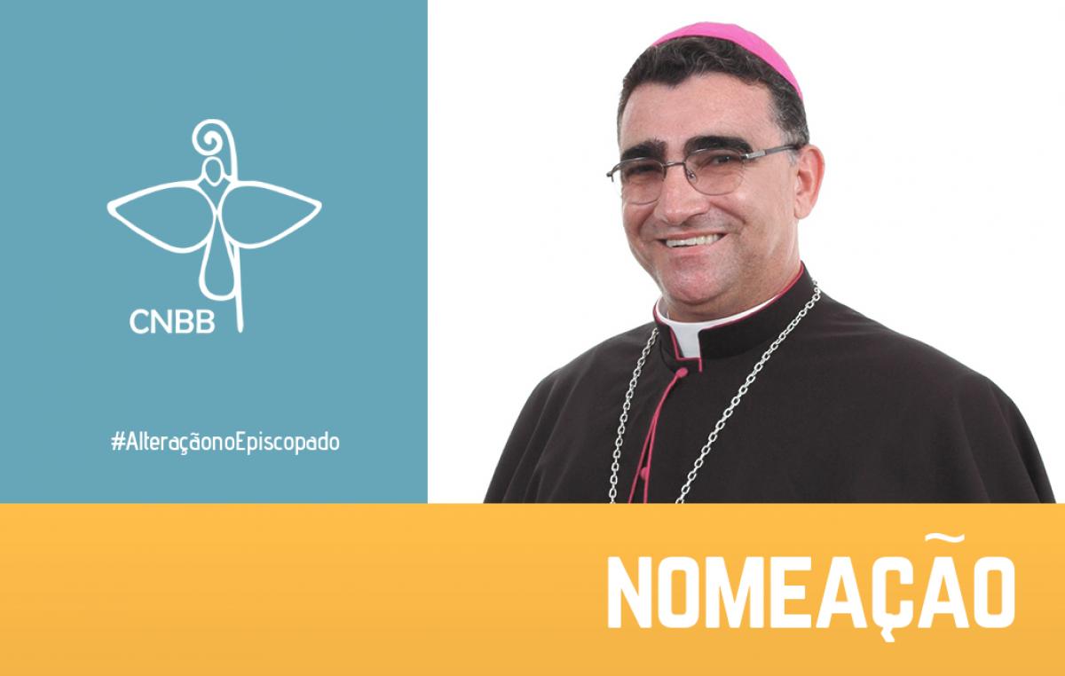 Nomeado novo bispo para a diocese de Teófilo Otoni (MG)
