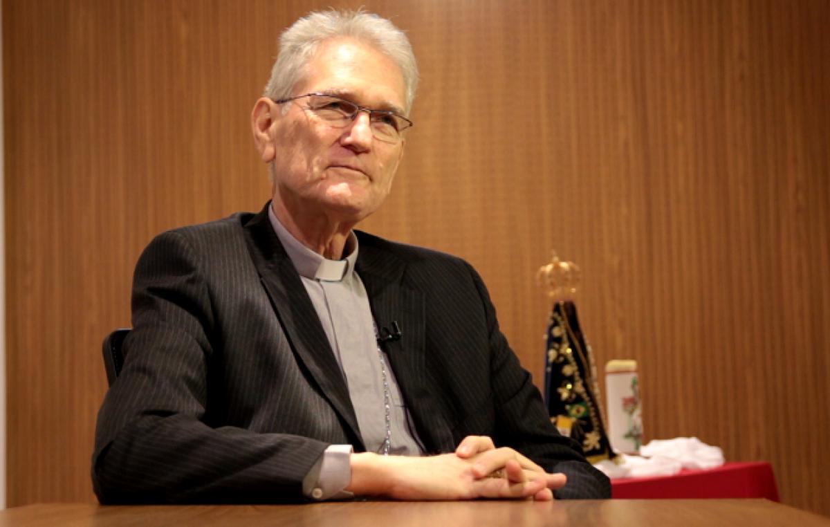 """Dom Leonardo: """"Encontros nacionais fazem com que organismos da Igreja cresçam na qualidade do serviço que prestam ao povo de Deus"""""""