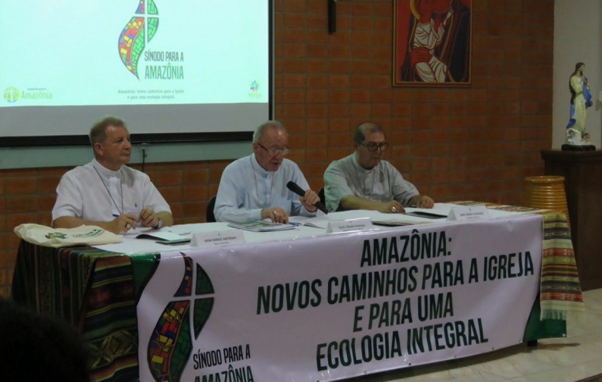 Sínodo 2019 e crise climática reforçam importância do III Encontro da Igreja Católica na Amazônia Legal