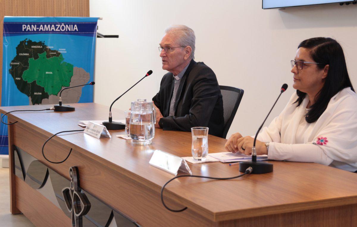 Documento Preparatório do Sínodo para a Amazônia é lançado em coletiva de imprensa, em Brasília