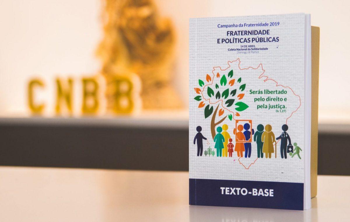 Texto-base da CF 2019 incentiva participação dos cidadãos na construção de Políticas Públicas