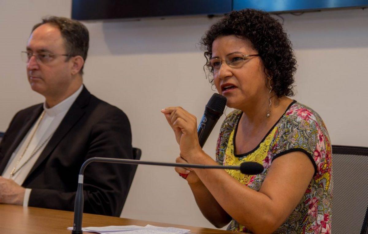 """""""As mulheres são sujeitos eclesiais"""", afirma presidente do CNLB"""