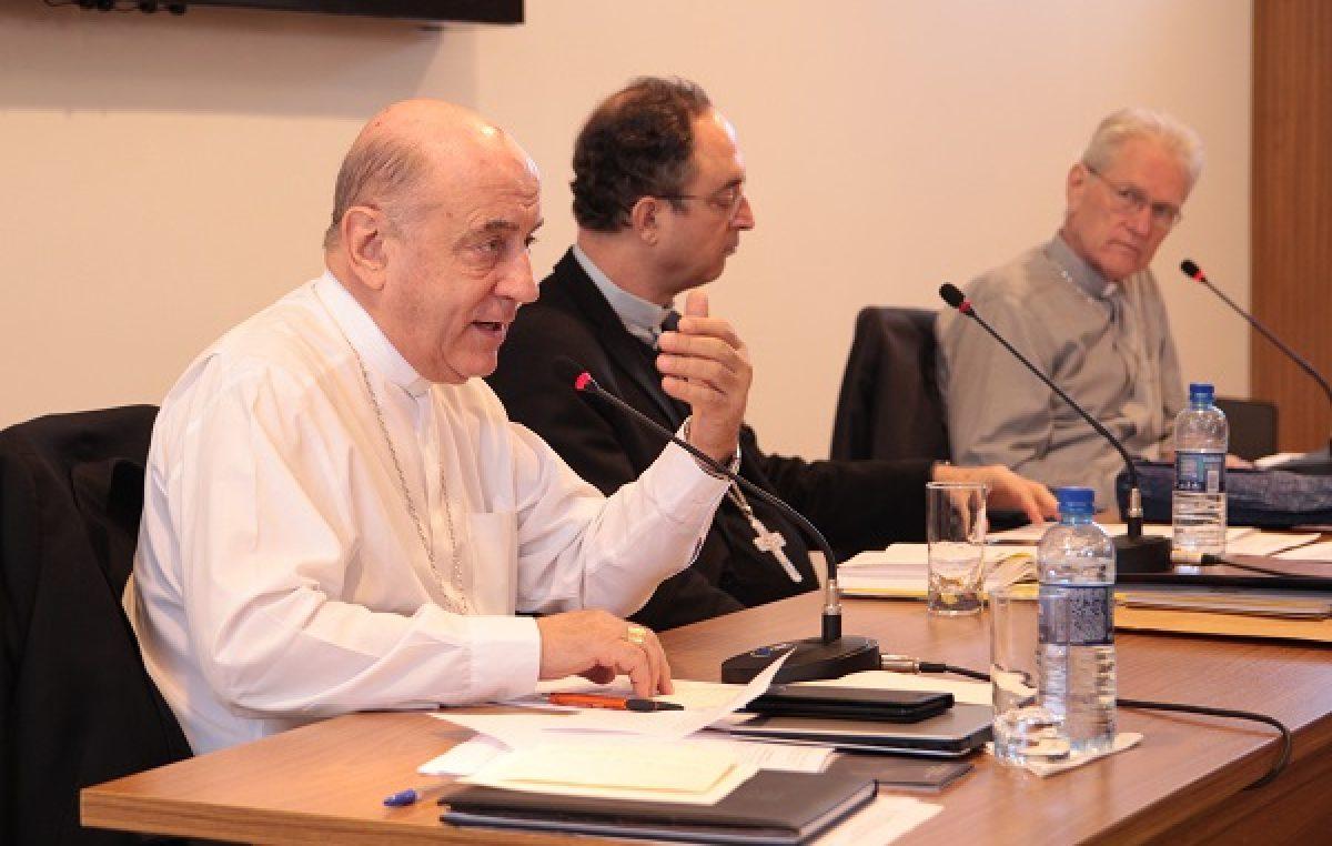 Bispos definem o processo de atualização das Diretrizes Gerais da Ação Evangelizadora da Igreja no Brasil