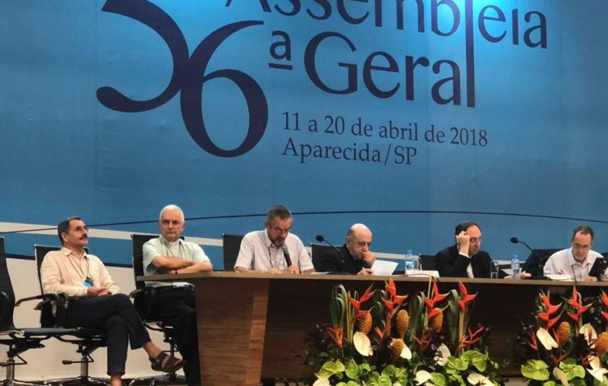 56ª AG aprova integração de novas igrejas particulares ao regional Norte 3 da CNBB