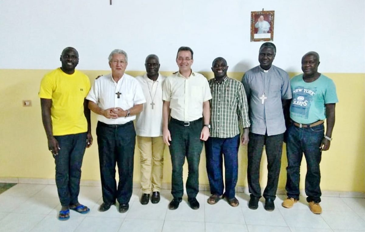 Igreja no Brasil fortalece apoio evangelizador em projeto de solidariedade na Guiné Bissau