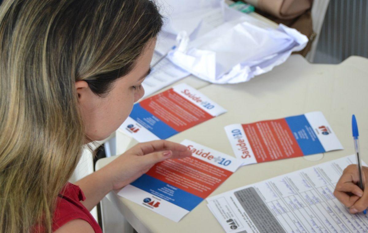 Sem resposta: CF 2012 mobilizou Igreja e sociedade em favor da Saúde Pública