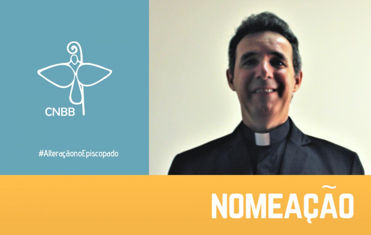 Novo bispo para a diocese de Corumbá (MS)