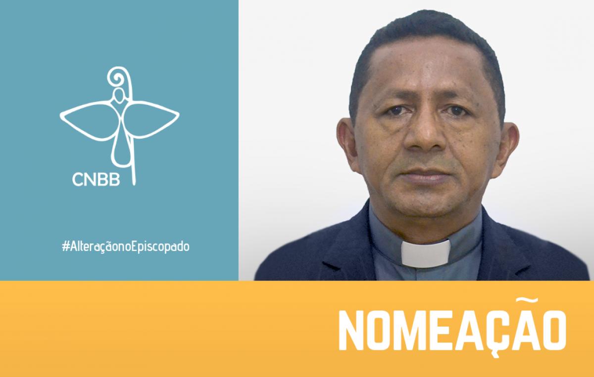 Papa nomeia novo bispo para a diocese vacante de Palmeira dos Índios (AL)