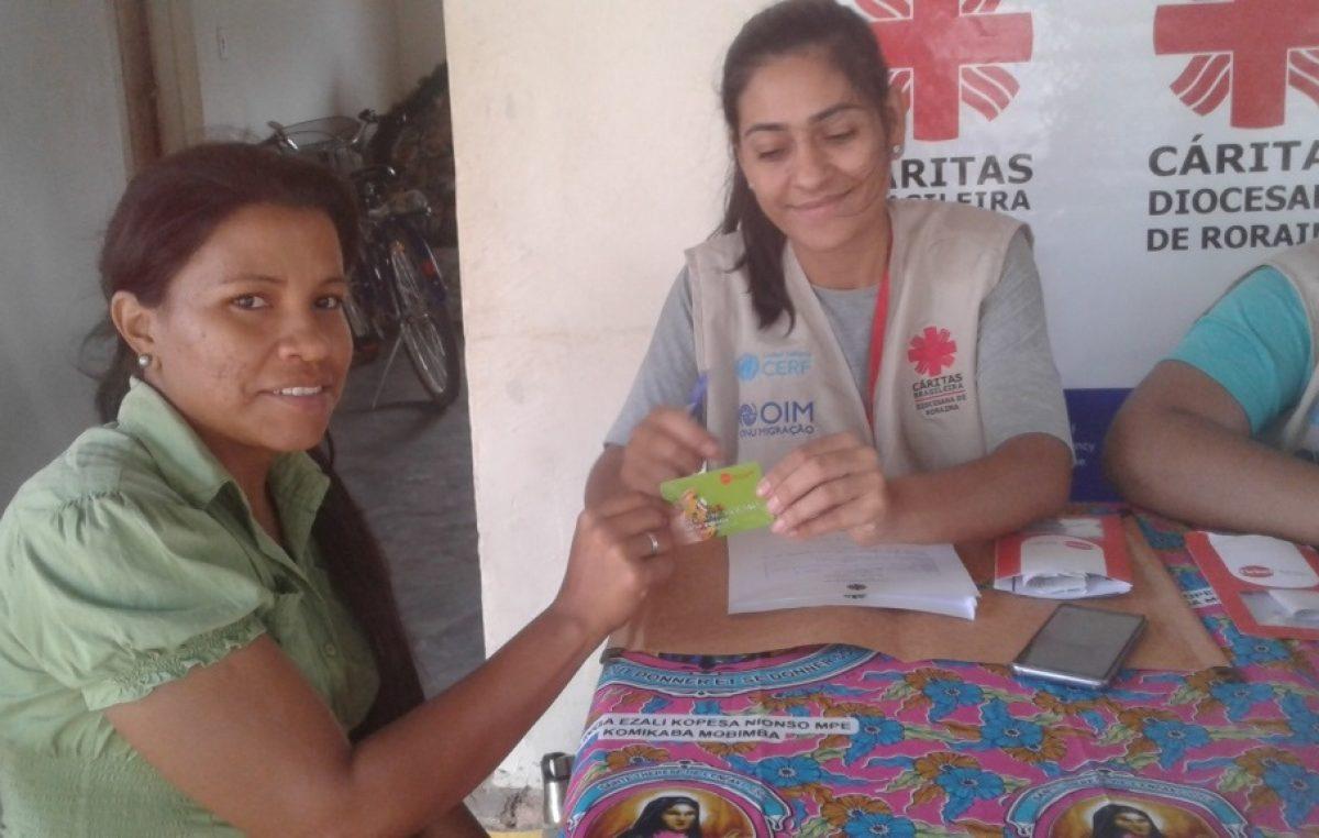 Conheça o projeto Caminhos de Solidariedade: Brasil e Venezuela apoiado pelo FNS