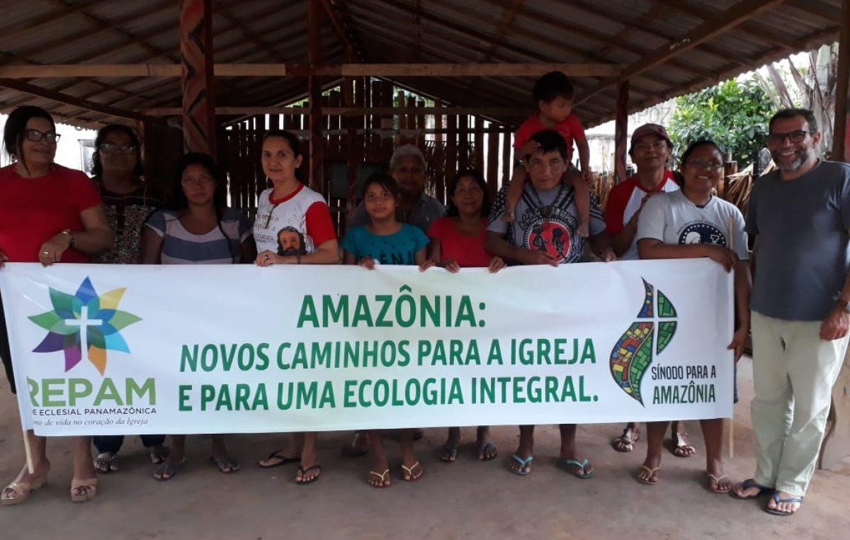 Processos de escuta rumo ao Sínodo 2019 se intensificam, na Região Amazônica, em novembro