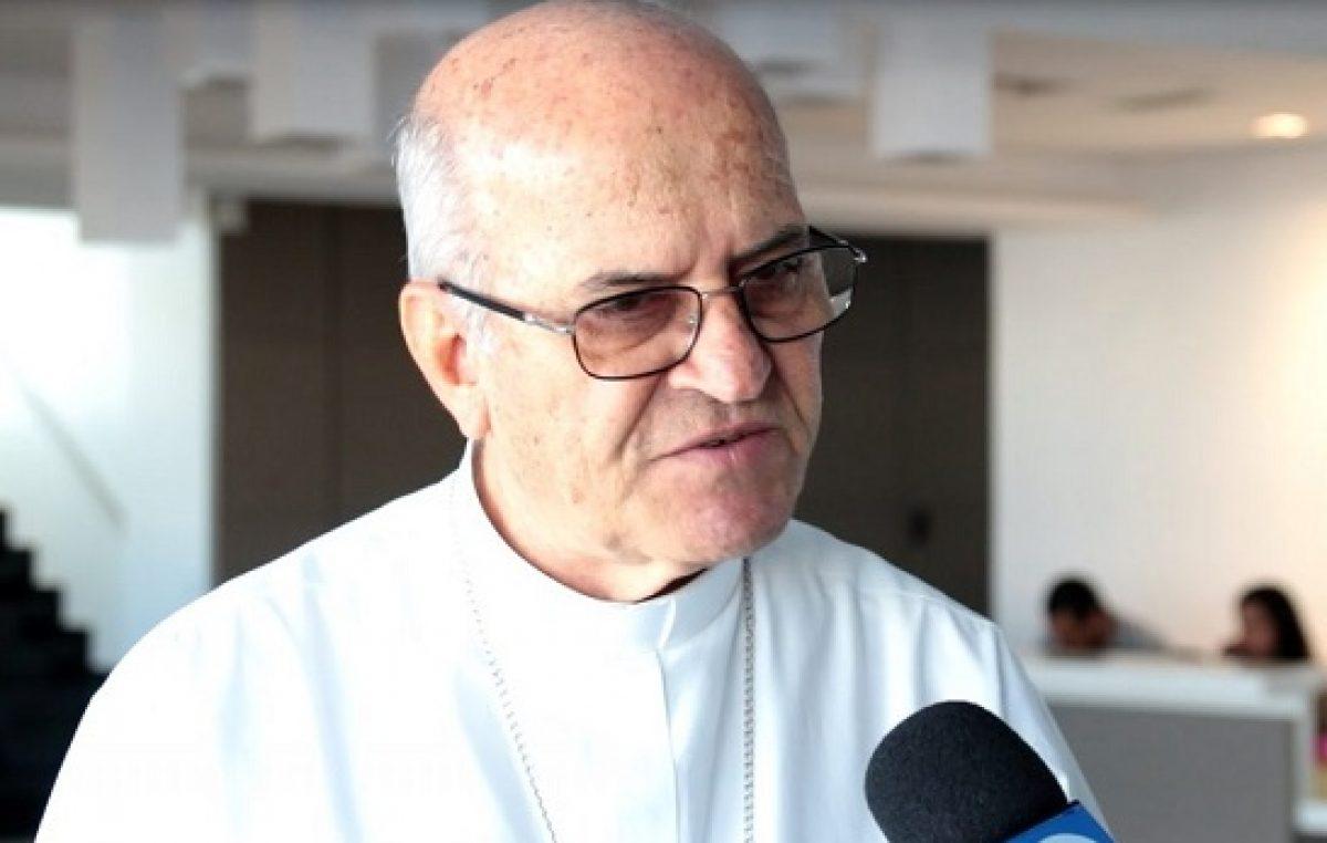 """XVIII Congresso Eucarístico: """"Dioceses estão todas motivadas"""", diz dom Saburido"""