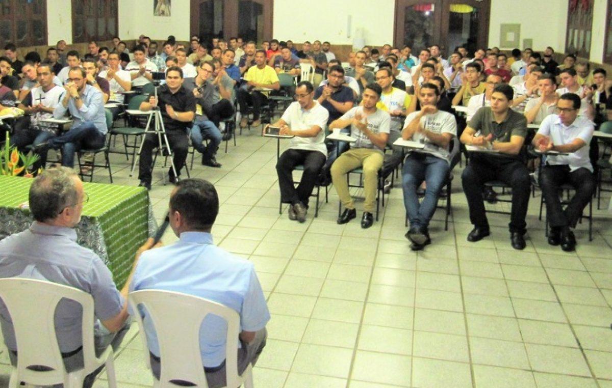 """Seminaristas de 17 regionais do Brasil se encontram na 10ª edição do """"Formise"""""""