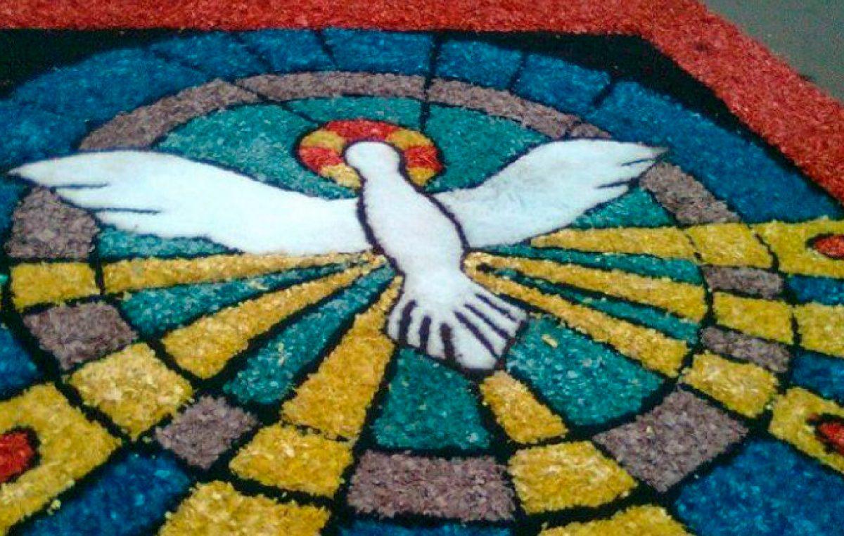 A vivência da fé na confecção dos tapetes de Corpus Christi