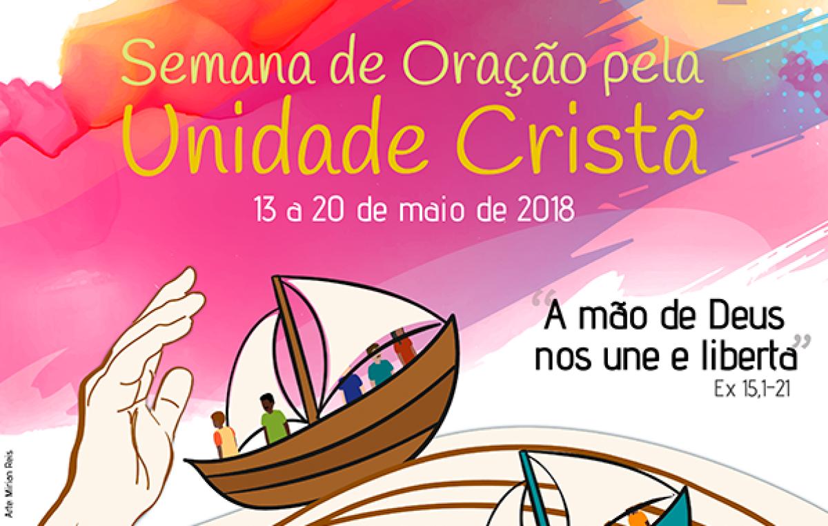 """Dom Manoel: """"Unidade cristã é graça de Deus e a alcançamos pela oração"""""""