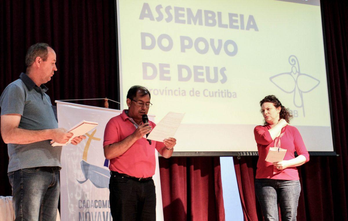 Organismos do povo de Deus se encontram em sua 9ª Assembleia Nacional, em Aparecia (SP)