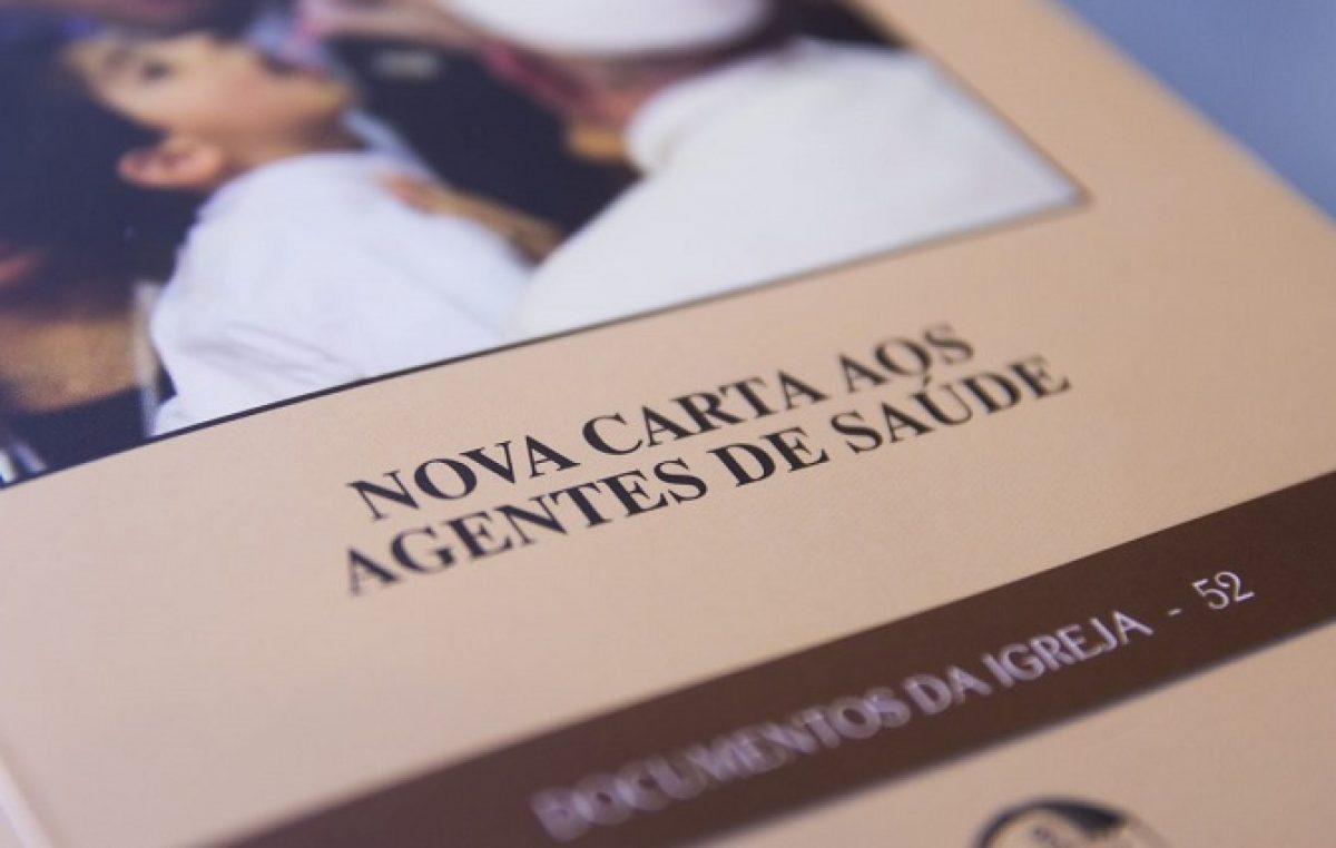 Edições CNBB publica a Nova Carta aos Agentes de Saúde com novas atualizações
