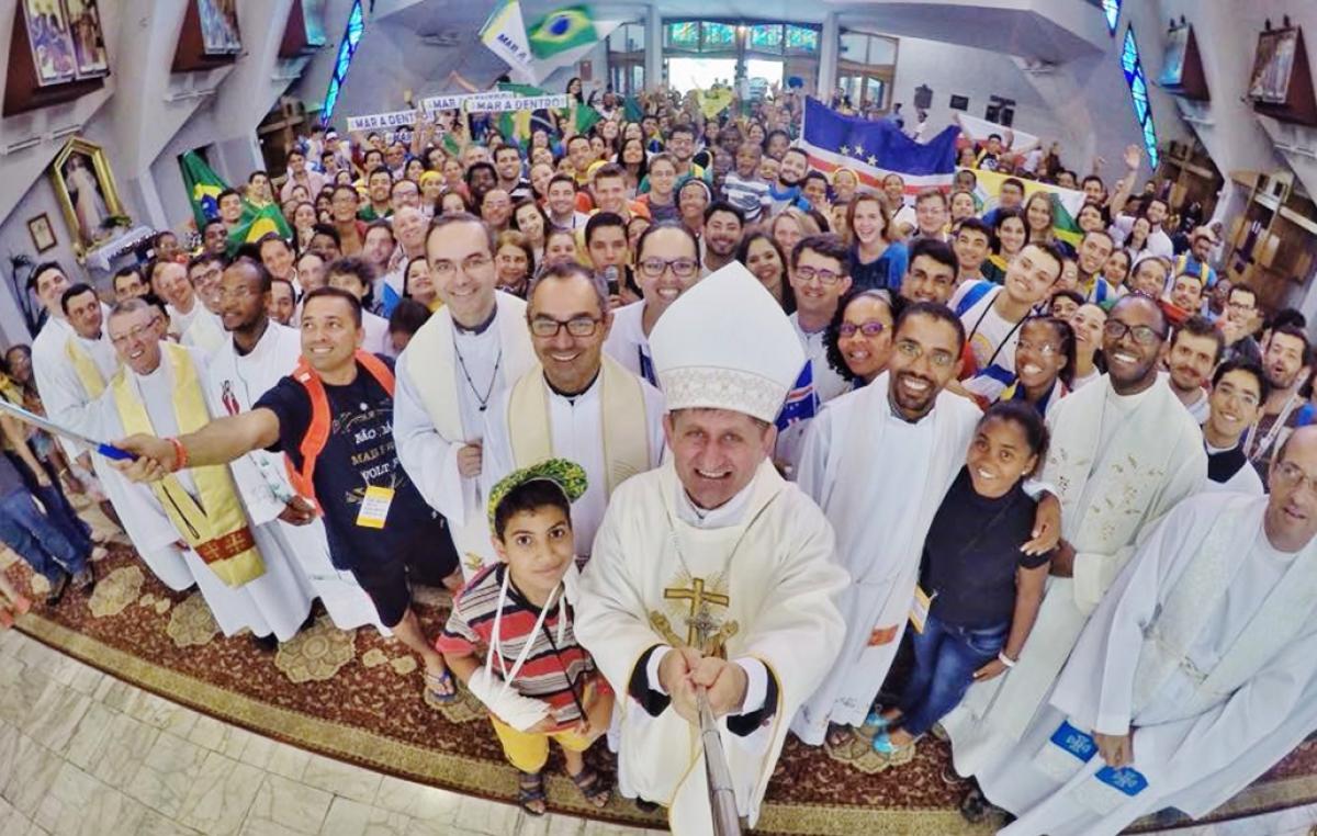 Bispos do Brasil oferecerão catequeses durante Jornada Mundial da Juventude