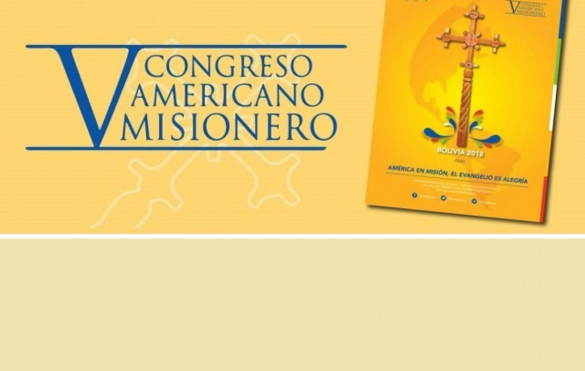 Informações gerais sobre o 5º Congresso Missionário Americano