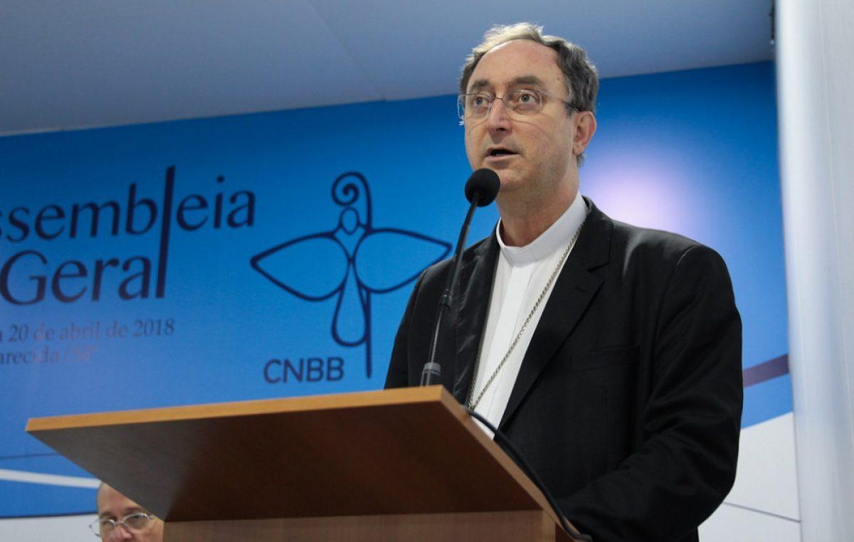 Cardeal Sergio da Rocha, presidente da CNBB, faz balanço da 56ª Assembleia Geral