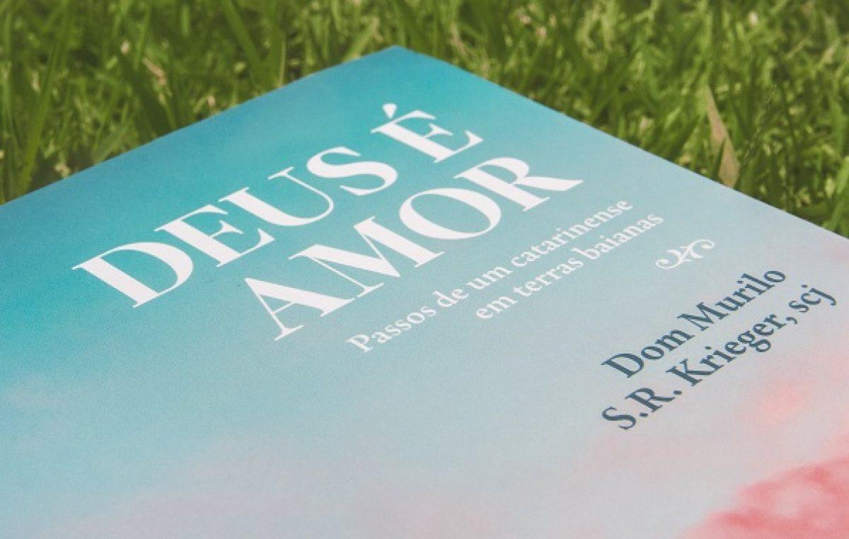 Vice-presidente da CNBB, dom Murilo Krieger, é homenageado com livro com seus escritos