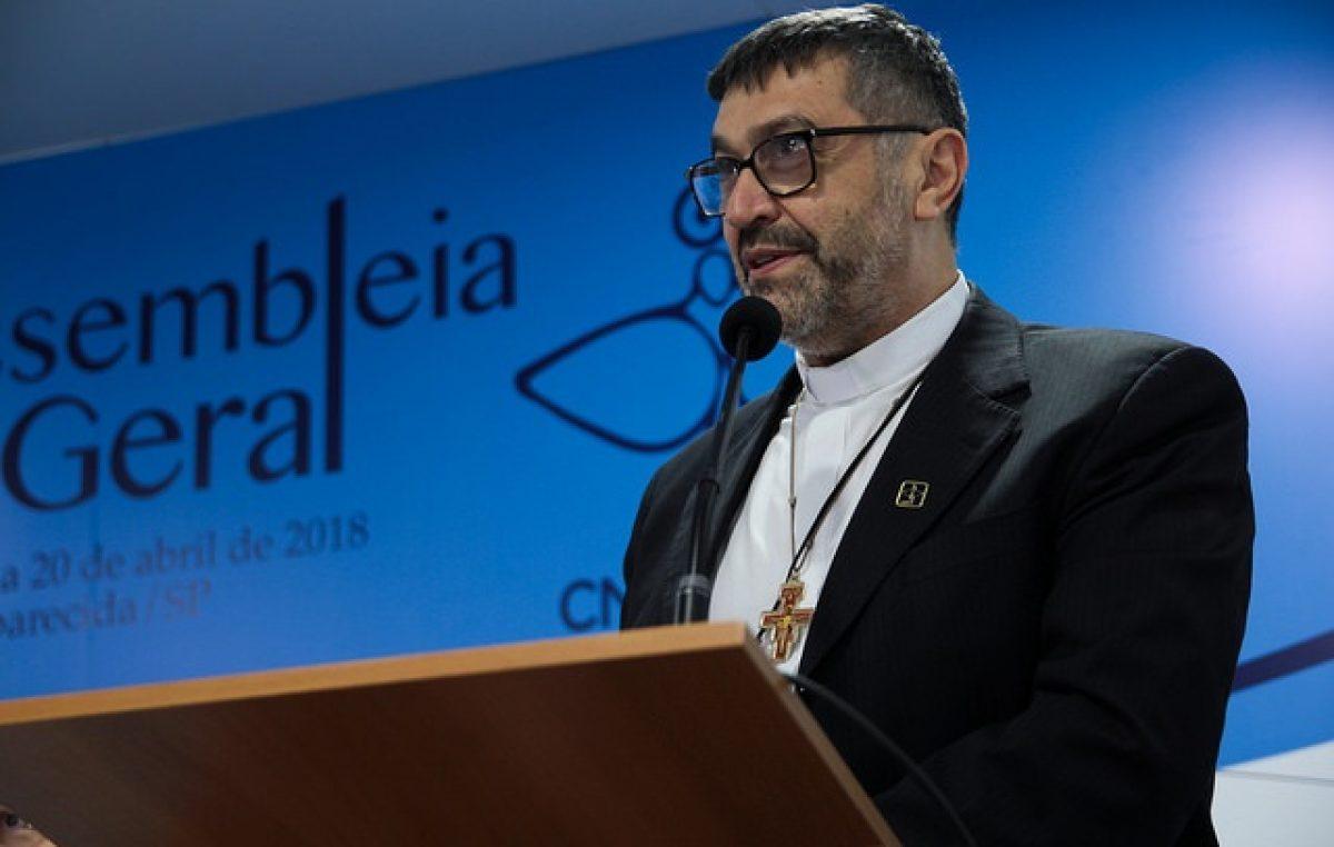 """Dom João Bosco: """"A Assembleia é um evento eclesial que busca a unidade da Igreja"""""""