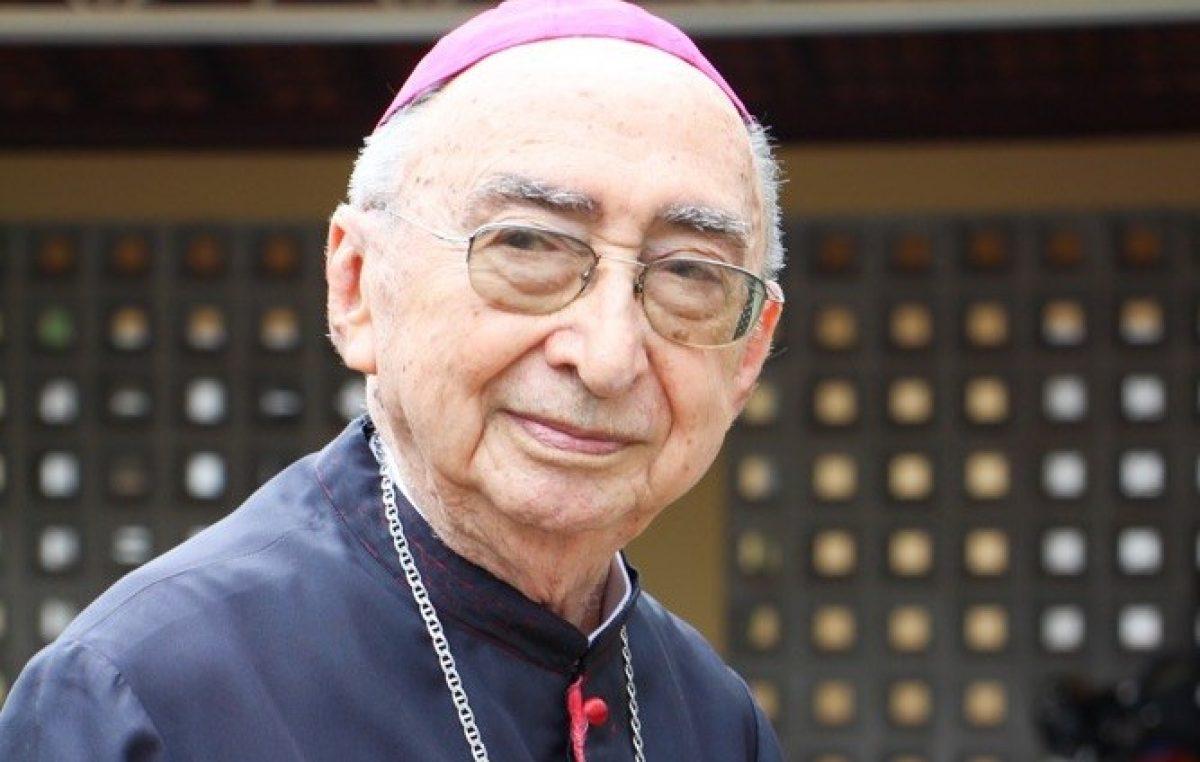 Morre bispo emérito de Teresina (PI), dom Miguel Fenelon Câmara