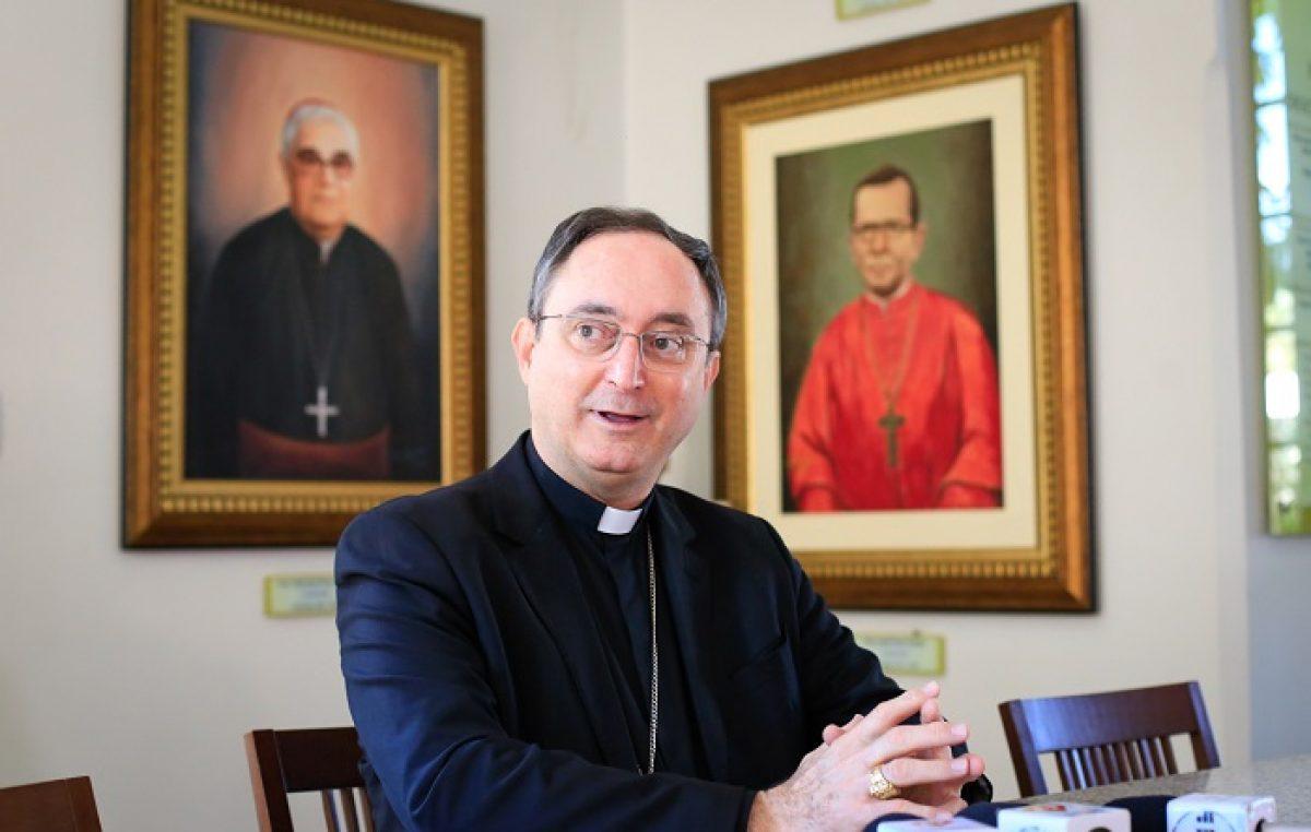 """Cardeal Sergio da Rocha entrevistado pelo portal espanhol """"Religión Digital"""""""