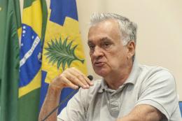 Imagem: foto do Secretário de Cultura de Belo Horinzonte, Juca Ferreira