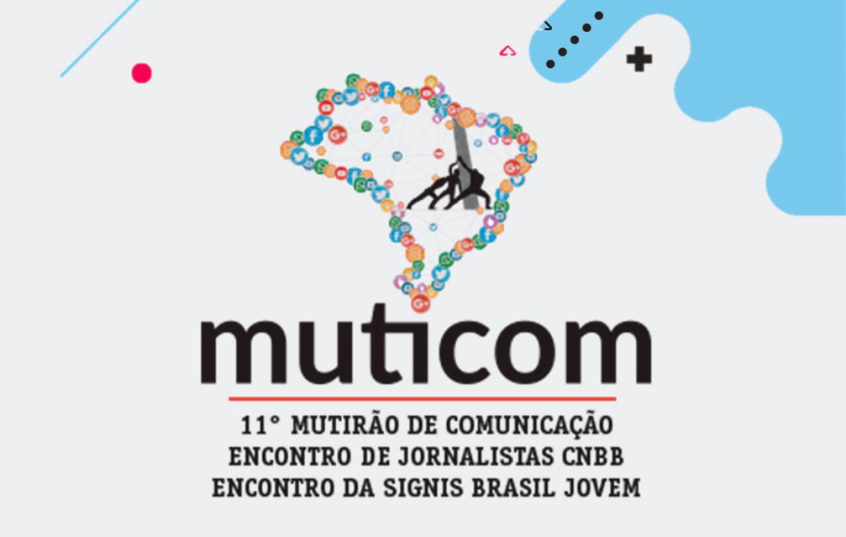 Inscrições abertas para o 11º Mutirão Brasileiro de Comunicação, que será em Goiânia