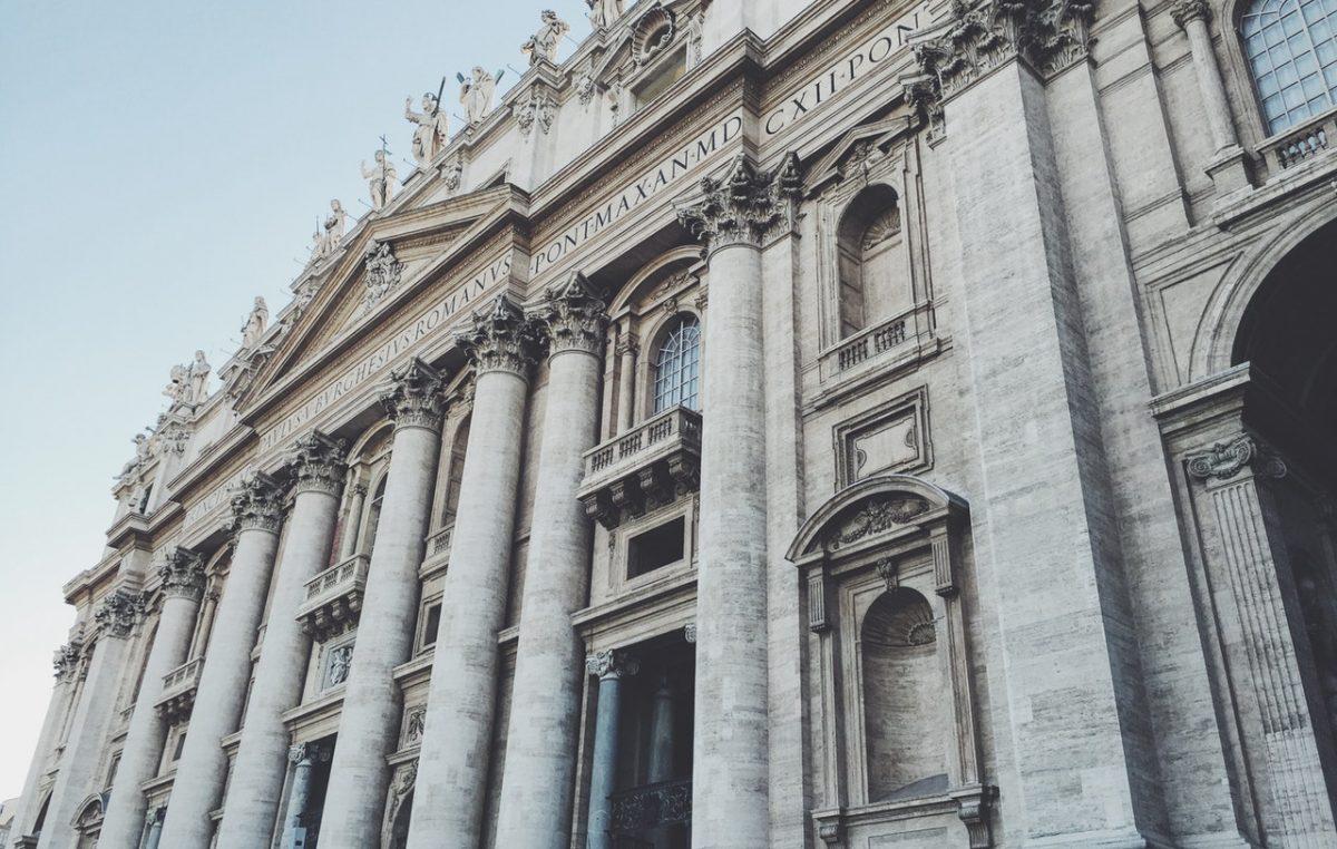 A dedicação da Basílica de Latrão, a catedral da Igreja de Roma, e os 3 aspectos para a fé católica