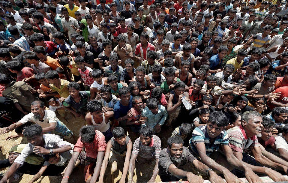 Mais de 68 milhões de pessoas encontram-se deslocadas no mundo devido conflitos ou perseguição