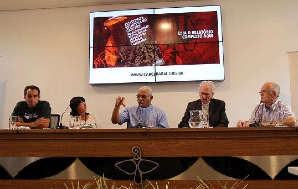 Relatório aponta barreiras à assistência religiosa aos presídios