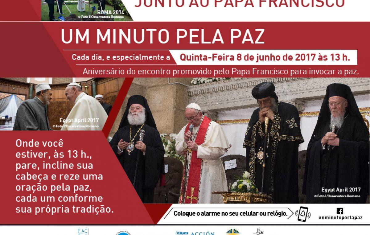 """Secretário-Geral da CNBB: """"A Igreja no Brasil está unida ao pedido do Santo Padre e também reza para que haja paz e justiça no Brasil"""""""