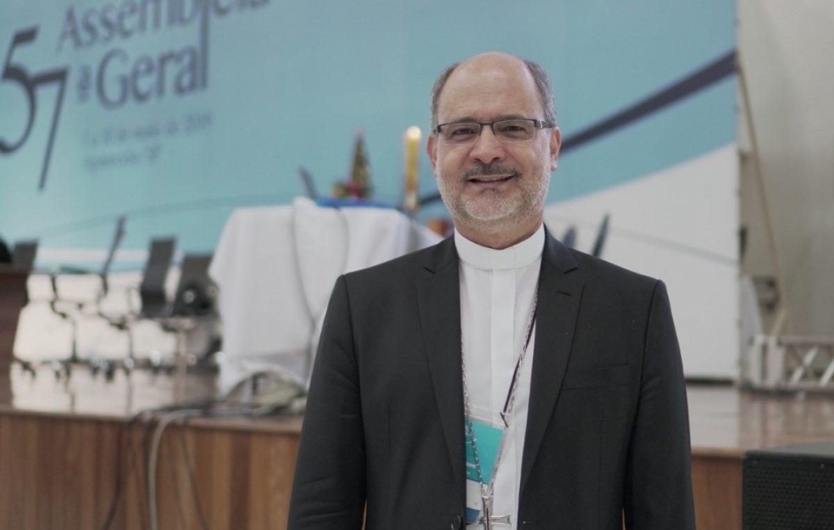 Dom Joaquim Mol presidirá a Comissão Episcopal Pastoral para a Comunicação