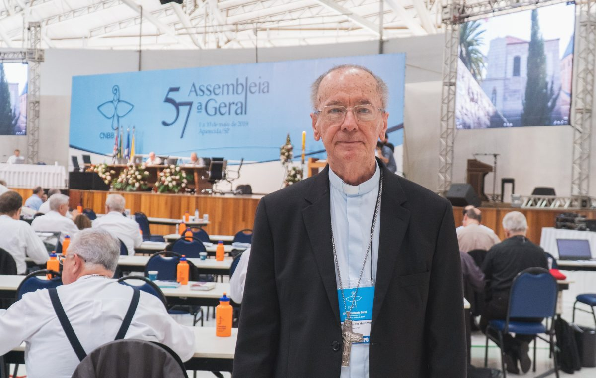 Cardeal Hummes disse estar feliz por sua nomeação como relator geral do Sínodo para a Pan-Amazônia