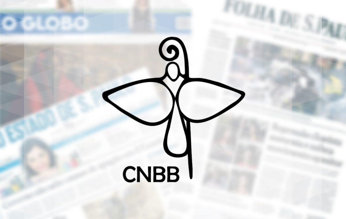 Jornais repercutem Mensagem e Novas Diretrizes para a Evangelização no Brasil