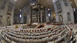 Liturgia: no caminho para a volta às fontes