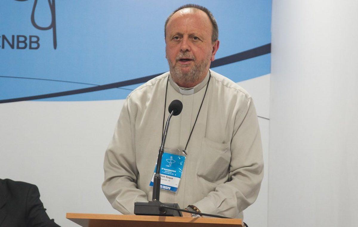 Dom Roque Paloschi, presidente do CIMI, fala da realidade dos povos indígenas no Brasil