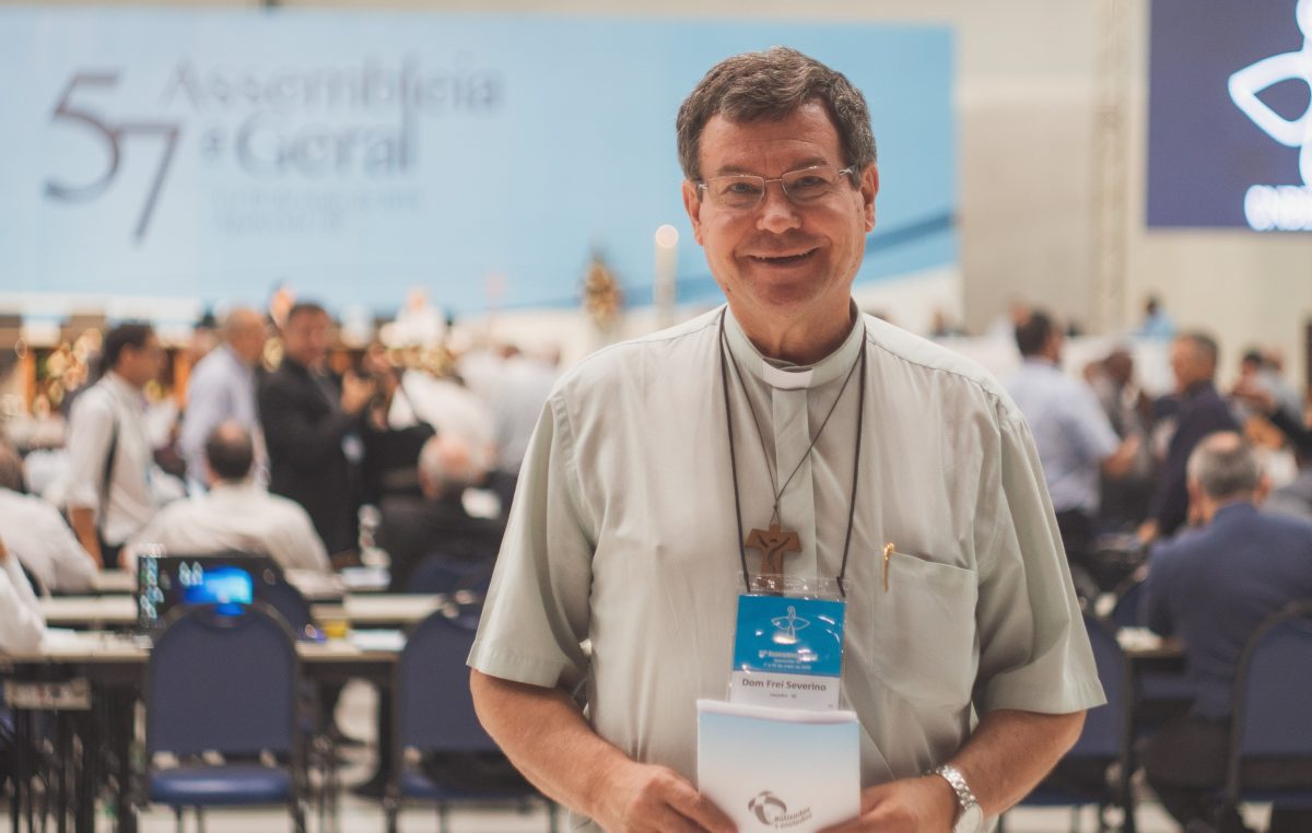 """Dom Severino: """"O documento 105 da CNBB é o grande legado para o laicato no Brasil"""""""