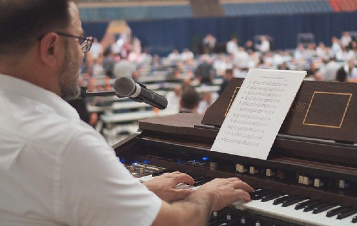 A música litúrgica presente nas sessões plenárias da Assembleia Geral dos Bispos